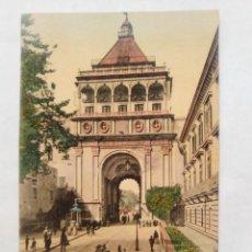 Postales: TARJETA POSTAL ITALIA - PALERMO, PORTA NUOVA. DITTA ODDO. CARTOLINA POSTALE. POST CARD . Lote 119500167