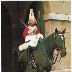 Postales: POSTAL LONDON. A LIFE GUARD WHITEHALL. Lote 119655055