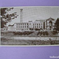 Postales: POSTAL DE REINO UNIDO. SOUTHAMPTON. ED. VALENTINE & SONS. ESCRITA.. Lote 119723891