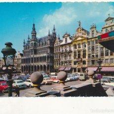 Postales: BRUSELAS BRUXELLES GRAND'PLACE . Lote 120002951