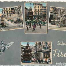 Postales: POSTAL ITALIA SALUTI DA FIRENZE. Lote 120003779