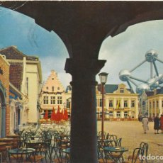 Postales: POSTAL BRUXELLES EXPOSITION UNIVERSELLE 1958. Lote 120003923
