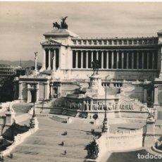 Postales: POSTAL ROMA ITALIA ALTARE DELLA PATRIA COLOSEO. Lote 120004271