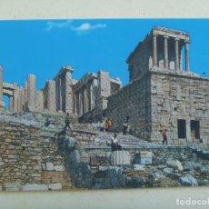Postales: POSTAL DE ATENAS ( GRECIA ) : ACROPOLIS. Lote 120234395