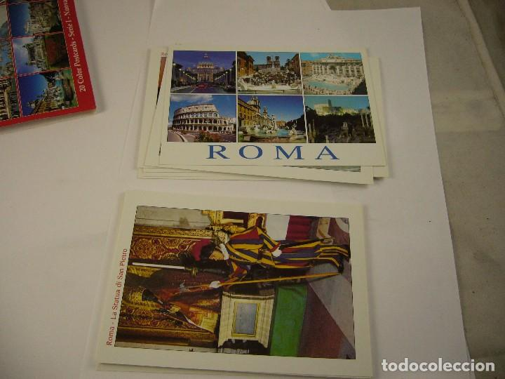 Postales: Pack de Postales Roma - Foto 5 - 120496171