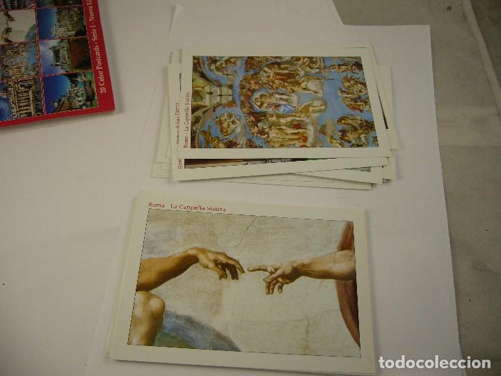 Postales: Pack de Postales Roma - Foto 6 - 120496171