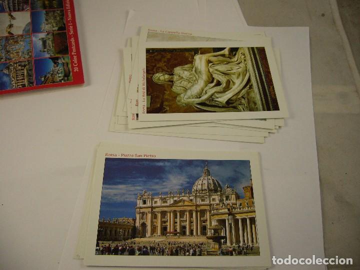 Postales: Pack de Postales Roma - Foto 7 - 120496171