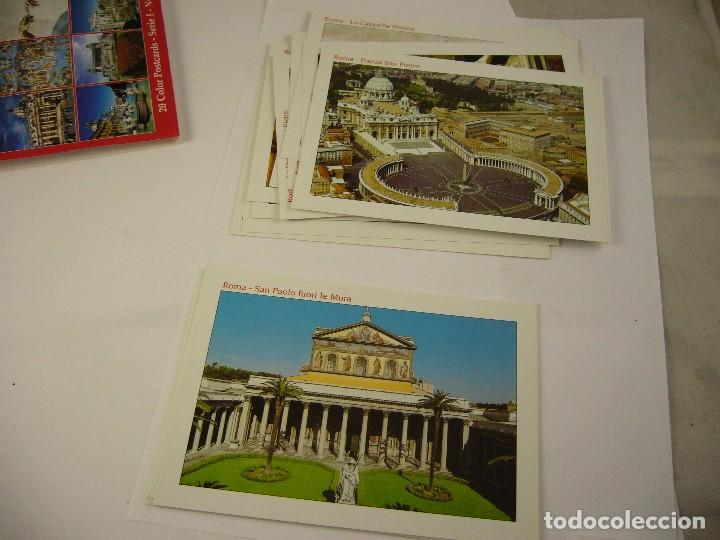Postales: Pack de Postales Roma - Foto 8 - 120496171