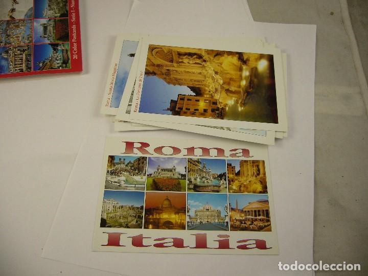 Postales: Pack de Postales Roma - Foto 10 - 120496171
