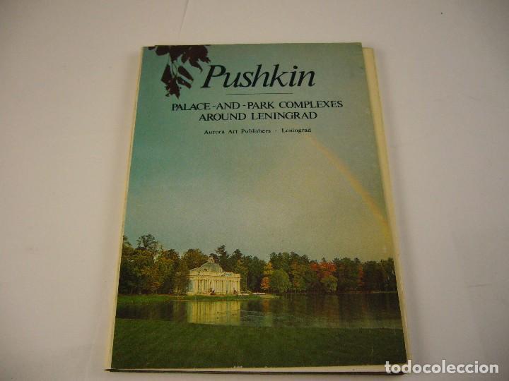 PACK DE POSTALES PUSHKIN (Postales - Postales Extranjero - Europa)
