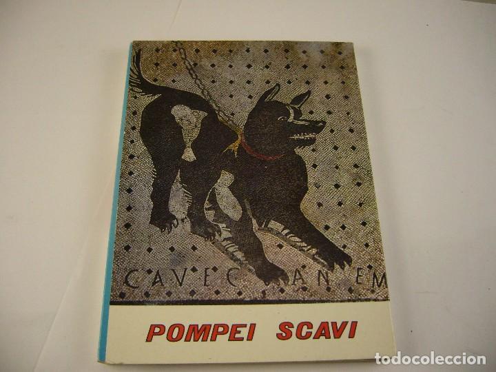PACK DE POSTALES POMPEI SCAVI (Postales - Postales Extranjero - Europa)