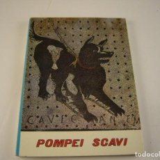 Postales: PACK DE POSTALES POMPEI SCAVI. Lote 120496723