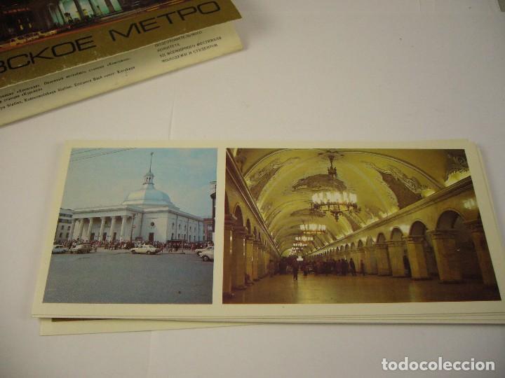 Postales: Pack de Postales Mockobckoe Metpo, Teh - Foto 5 - 120497143