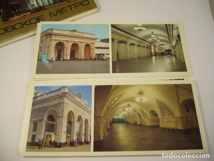 Postales: Pack de Postales Mockobckoe Metpo, Teh - Foto 6 - 120497143