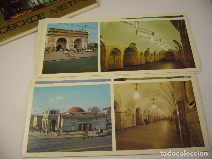 Postales: Pack de Postales Mockobckoe Metpo, Teh - Foto 8 - 120497143