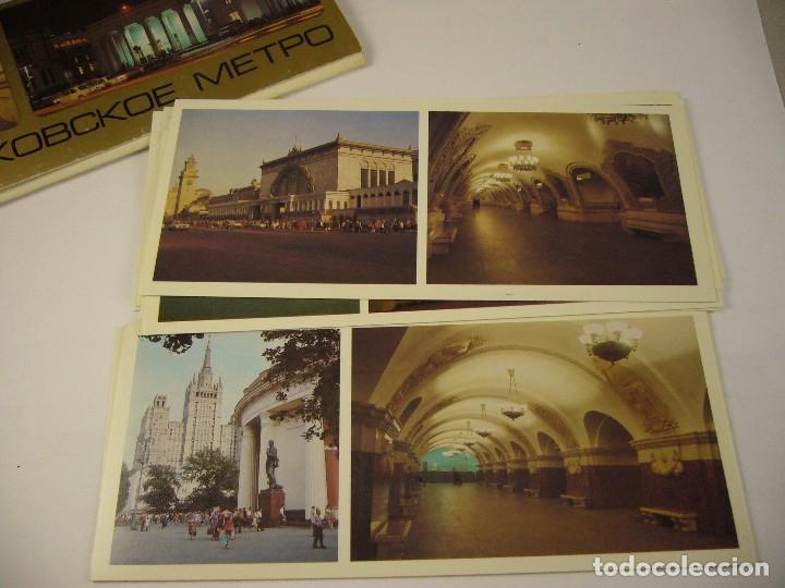 Postales: Pack de Postales Mockobckoe Metpo, Teh - Foto 9 - 120497143