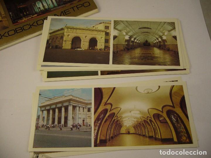 Postales: Pack de Postales Mockobckoe Metpo, Teh - Foto 10 - 120497143