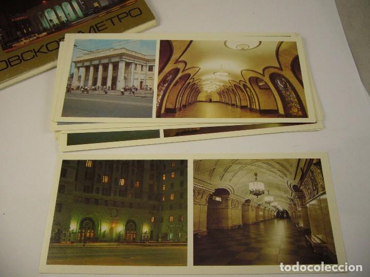 Postales: Pack de Postales Mockobckoe Metpo, Teh - Foto 11 - 120497143