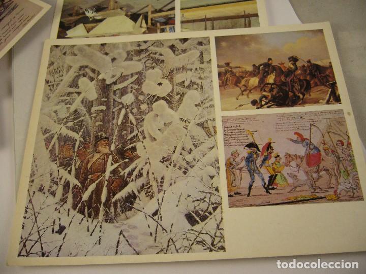 Postales: Lote de postales Rusas 1975 - Foto 12 - 120497271