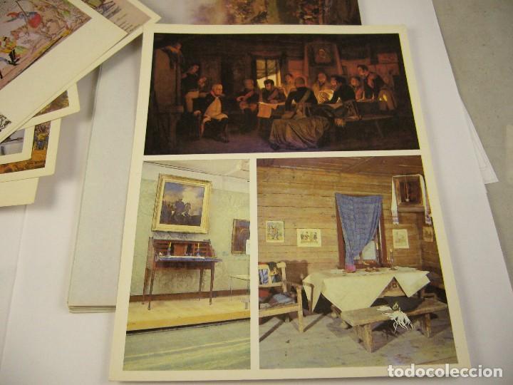 Postales: Lote de postales Rusas 1975 - Foto 13 - 120497271