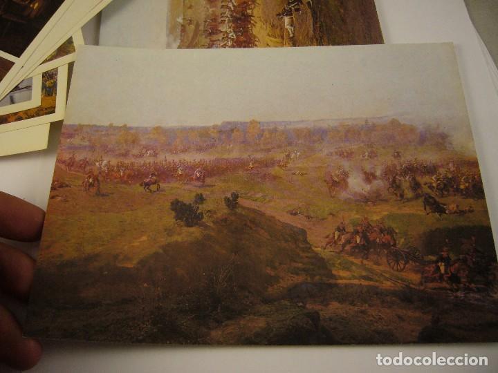 Postales: Lote de postales Rusas 1975 - Foto 14 - 120497271