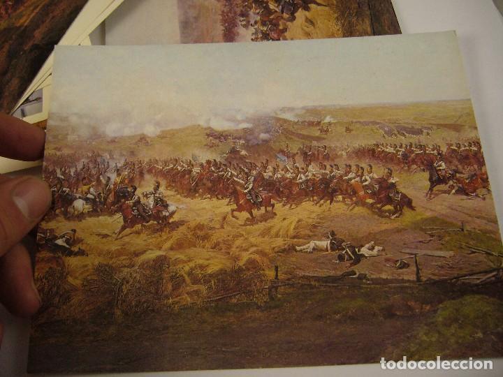 Postales: Lote de postales Rusas 1975 - Foto 15 - 120497271