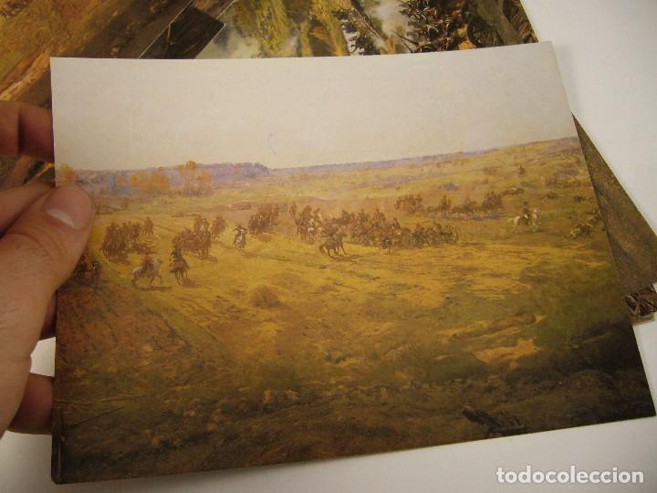 Postales: Lote de postales Rusas 1975 - Foto 20 - 120497271