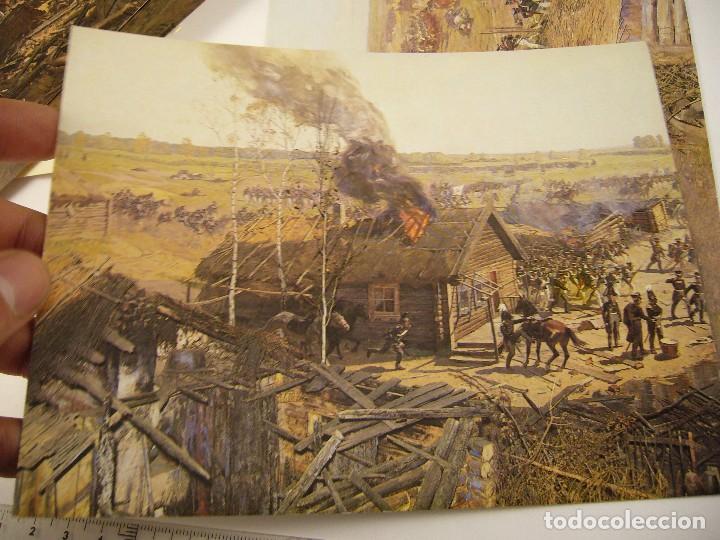 Postales: Lote de postales Rusas 1975 - Foto 23 - 120497271
