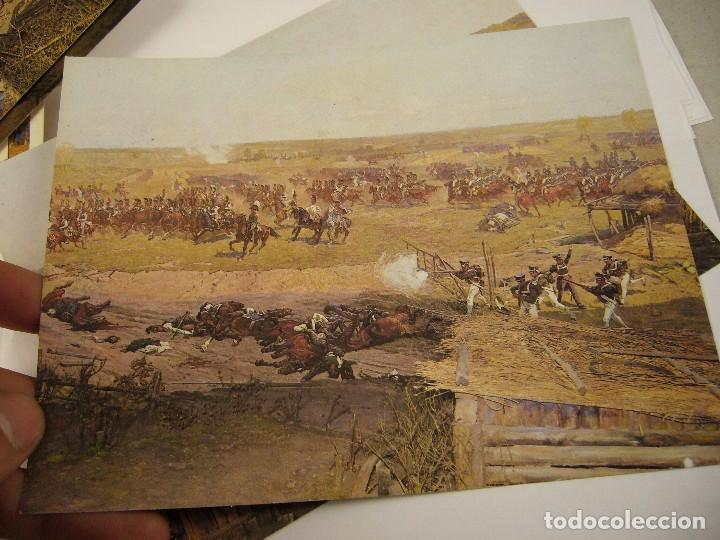Postales: Lote de postales Rusas 1975 - Foto 24 - 120497271