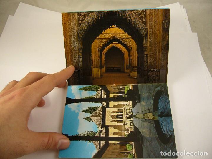 Postales: Pack de postales la alhambra 1 - Foto 4 - 120497787