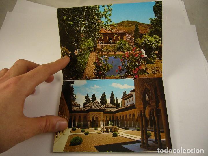 Postales: Pack de postales la alhambra 1 - Foto 5 - 120497787