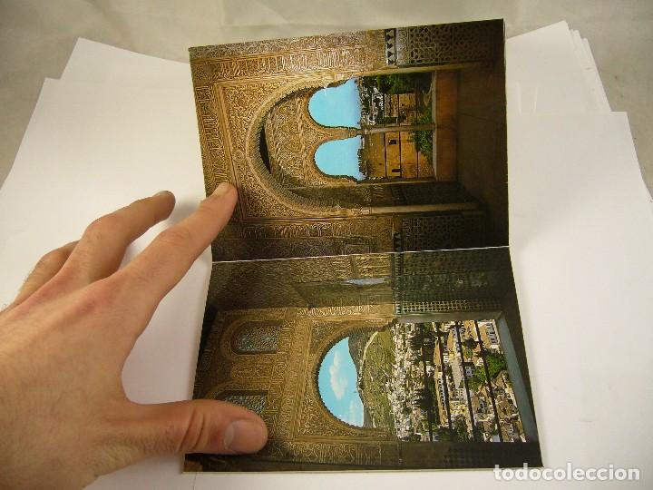 Postales: Pack de postales la alhambra 1 - Foto 6 - 120497787