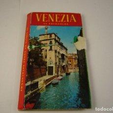 Postales: PACK DE POSTALES VENEZIA. Lote 120498051