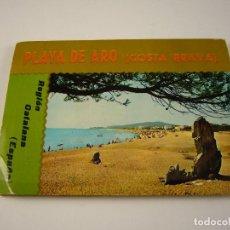 Postales: PACK DE POSTALES PLATJA DE ARO CONSTA BRAVA. Lote 120498131