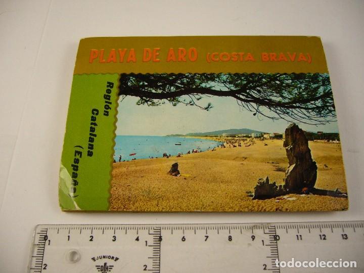 Postales: Pack de postales platja de aro consta brava - Foto 2 - 120498131