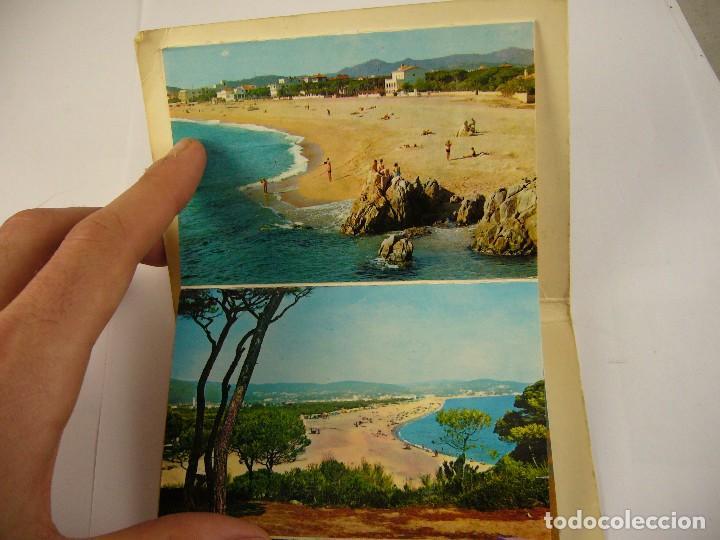 Postales: Pack de postales platja de aro consta brava - Foto 3 - 120498131