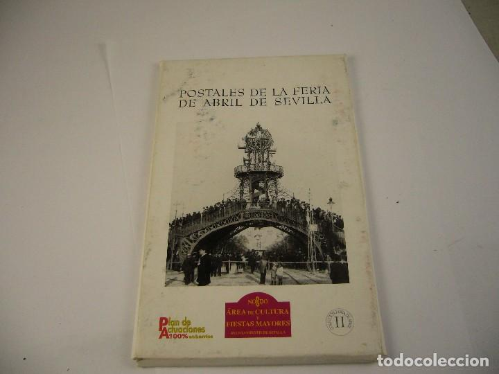 POSTALES DE LA FERIA DE ABRIL DE SEVILLA (Postales - Postales Extranjero - Europa)