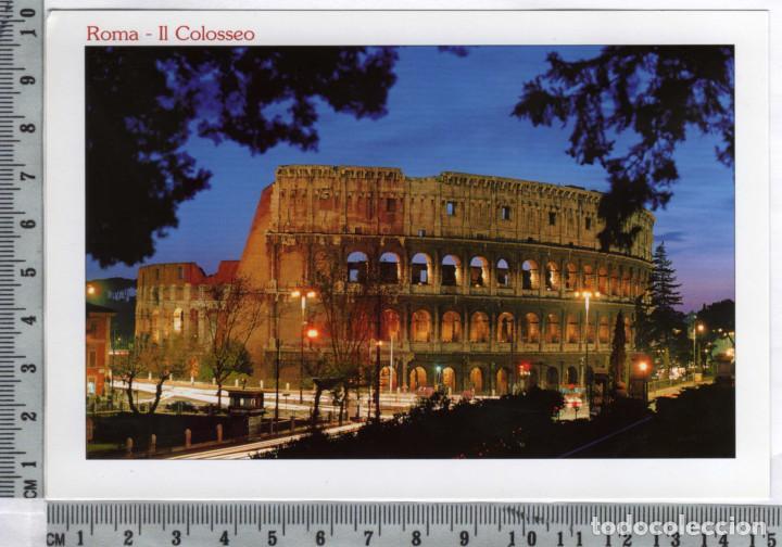5322 ITALIA ITALIE ITALY ROMA ROME IL COLOSSEO THE COLOSSEUM LE COLISEE EL COLISEO (Postales - Postales Extranjero - Europa)