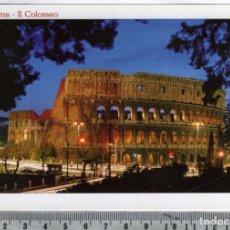 Postales: 5322 ITALIA ITALIE ITALY ROMA ROME IL COLOSSEO THE COLOSSEUM LE COLISEE EL COLISEO. Lote 120564243
