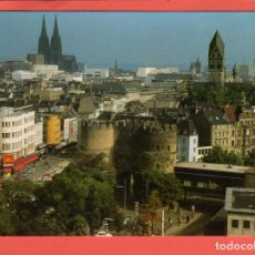 Postales: 5373 ALEMANIA DEUTSCHLAND ALLEMAGNE GERMANY RENANIA DEL NORTE WESTFALIA KOELN KÖLN BLICK VOM HAHNEN. Lote 120691659