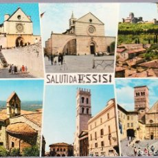 Postales: ITALIA - ASSISI. Lote 121035071