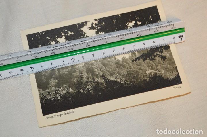 Postales: LOTE 11 POSTALES - SIN CIRCULAR - AÑOS 50 - ALEMANIA - PRECIOSAS - EN BLANCO Y NEGRO - LOTE 01 - Foto 5 - 121064599
