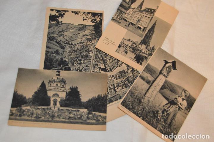 Postales: LOTE 18 POSTALES - SIN CIRCULAR - AÑOS 50 - ALEMANIA - PRECIOSAS - EN BLANCO Y NEGRO - LOTE 02 - Foto 4 - 121064927