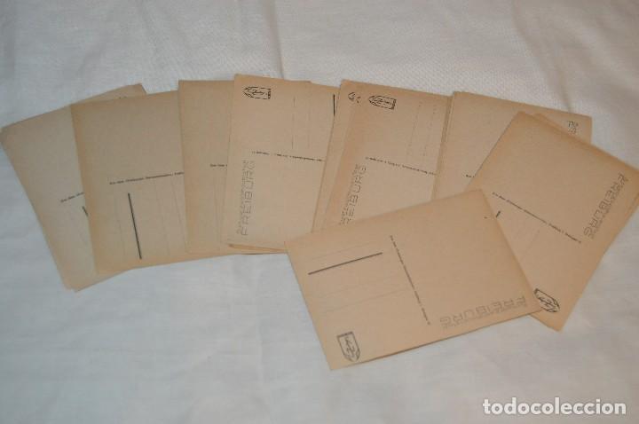 Postales: LOTE 18 POSTALES - SIN CIRCULAR - AÑOS 50 - ALEMANIA - PRECIOSAS - EN BLANCO Y NEGRO - LOTE 02 - Foto 5 - 121064927