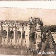 Postales: FRANCIA & CIRCULADO, CHENONCEAUX, EL CASTILLO, TOURS, SAINT-POL-SUR-TERNOISE FRANCIA 1957 (108). Lote 121528755