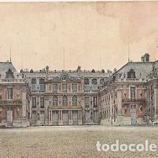 Postales: FRANCIA & CIRCULADO, PALACIO DE VERSALLES, MARBLE COURT, PARÍS, MONKSTOWN, IRLANDA 1938 (199) . Lote 121540467