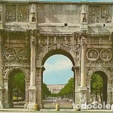 Postales: ITALIA & ROMA, ARCO DE CONSTANTINO, LISBOA 1967 (7003). Lote 121544099