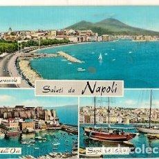 Postales: ITALIA & CIRCULADO, PLANO DE CORONES, KRONPLATZ, BRUNICO ITALIA 1972 (1311). Lote 121545295