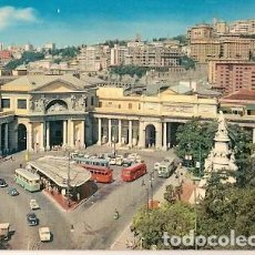 Postales: ITALIA & CIRCULADO, ESTACIÓN PRINCIPE, GARE PRINCIPALE, LISBOA 1963 (418). Lote 121545587