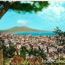 Postales: ITALIA & CIRCULADO,NAPOLI PANORAMA, LISBOA 1963 (118). Lote 121545687